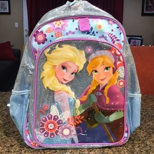 NWT Authentic Disney Frozen Backpack